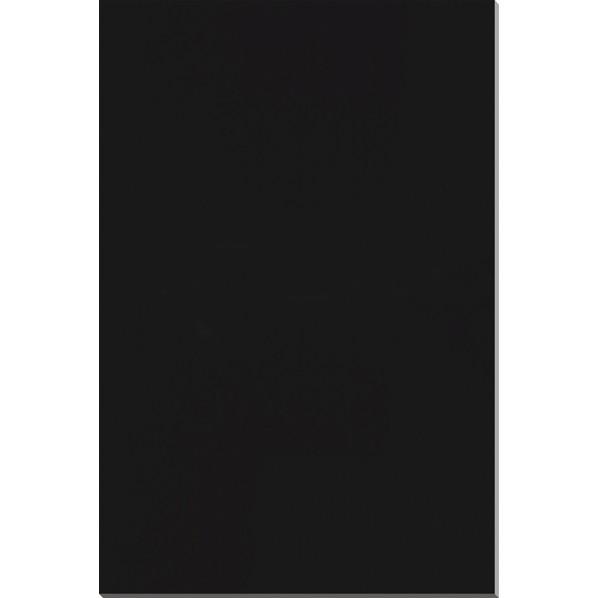 CERAMICA RECTIFICADA 30x45 C=1.62M2 NEGRO BRILLO COD 60010015