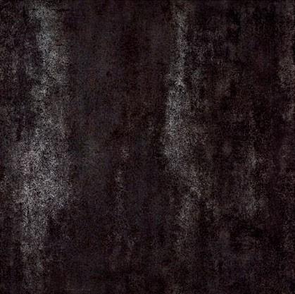 PORCELANATO RUSTICO METALIZADO 60x60 C=1.44M2 NEGRO COD 63020014