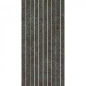 PORCELANATO RUSTICO 30x60 C=1.44M2 MORO LINEAS COD 63010015
